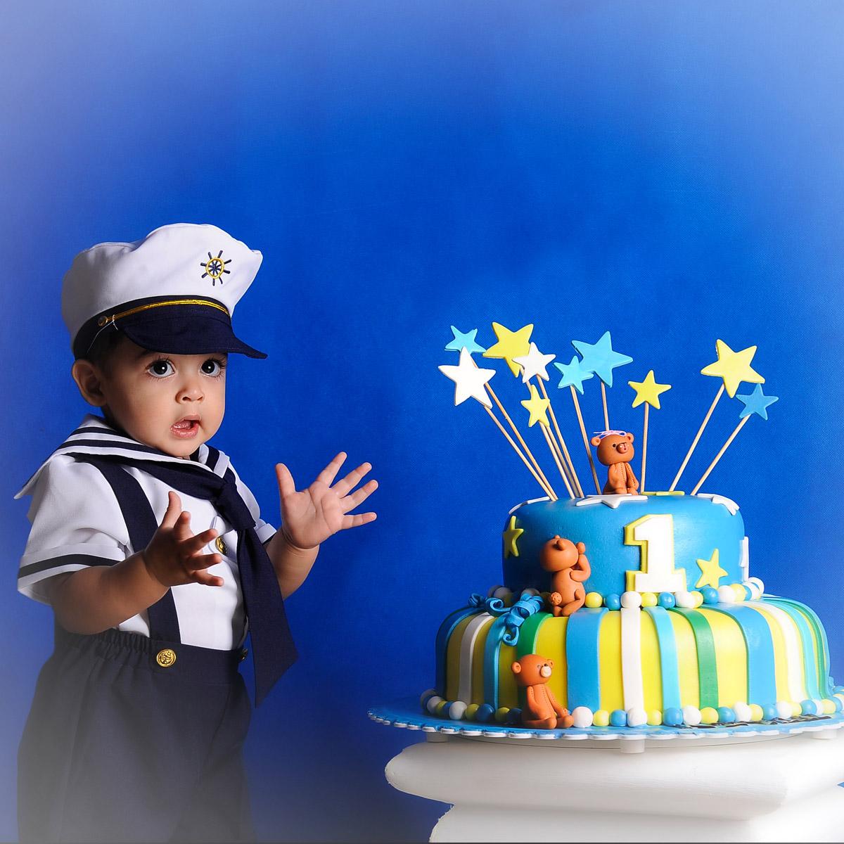 عکاسی جشن تولد کودک