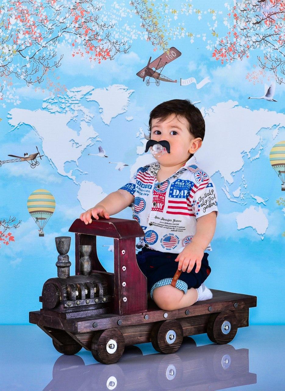 مدل عکس کودک در آتلیه کودک