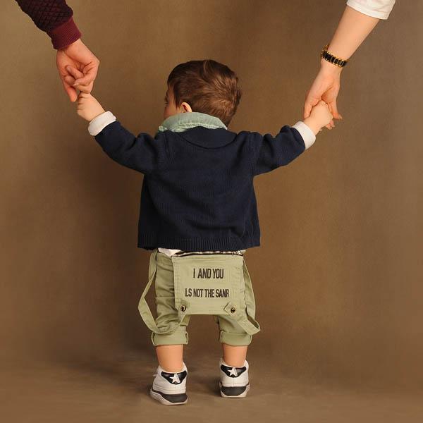 آتلیه کودک با لباس