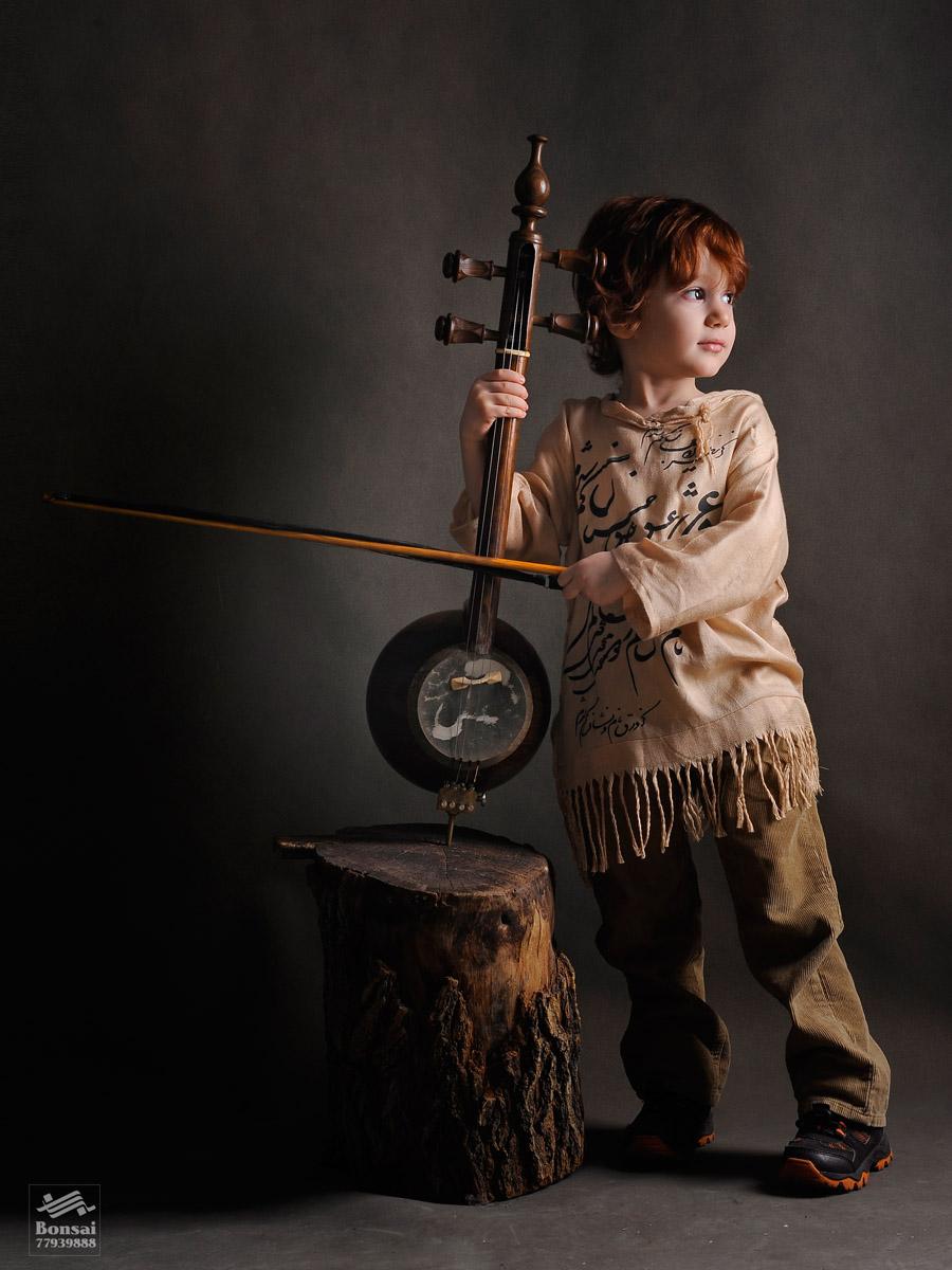 100 ژست عکاسی کودک در آتلیه کودک