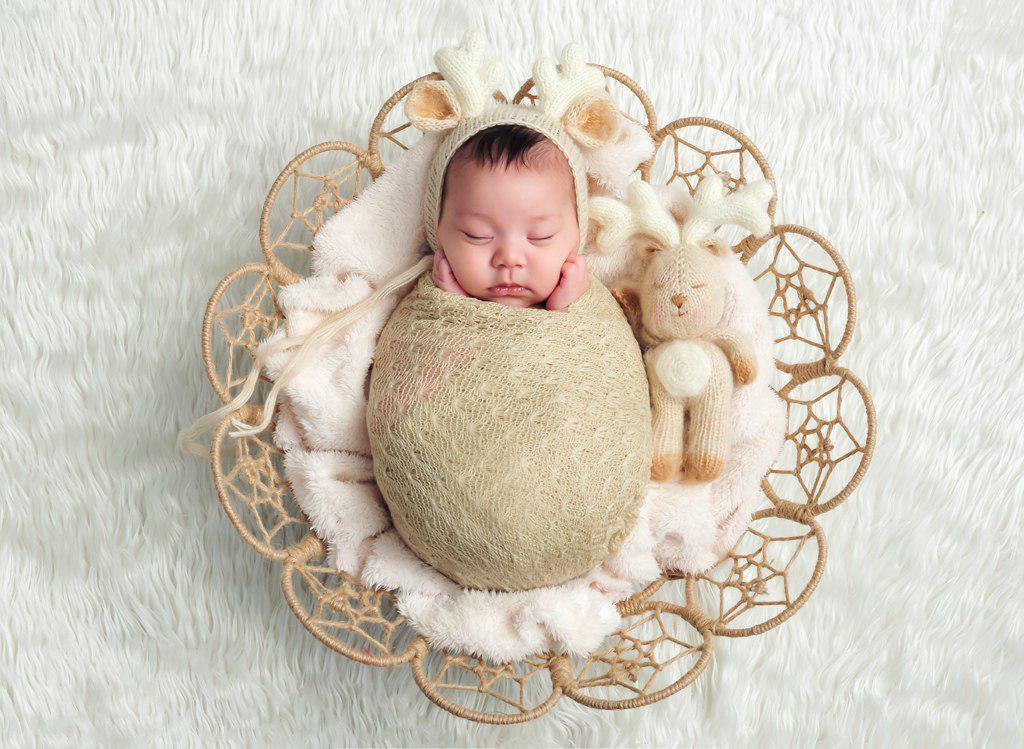 عکس نوزاد چند روزه