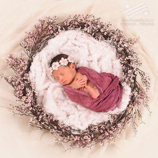 عکاسی کودک و نوزاد و نکات عکاسی کودک