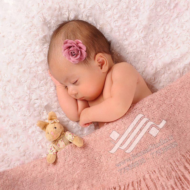 آموزش عکاسی نوزاد ۲