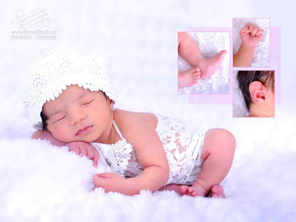 نکات عکاسی نوزاد و عکاسی کودک