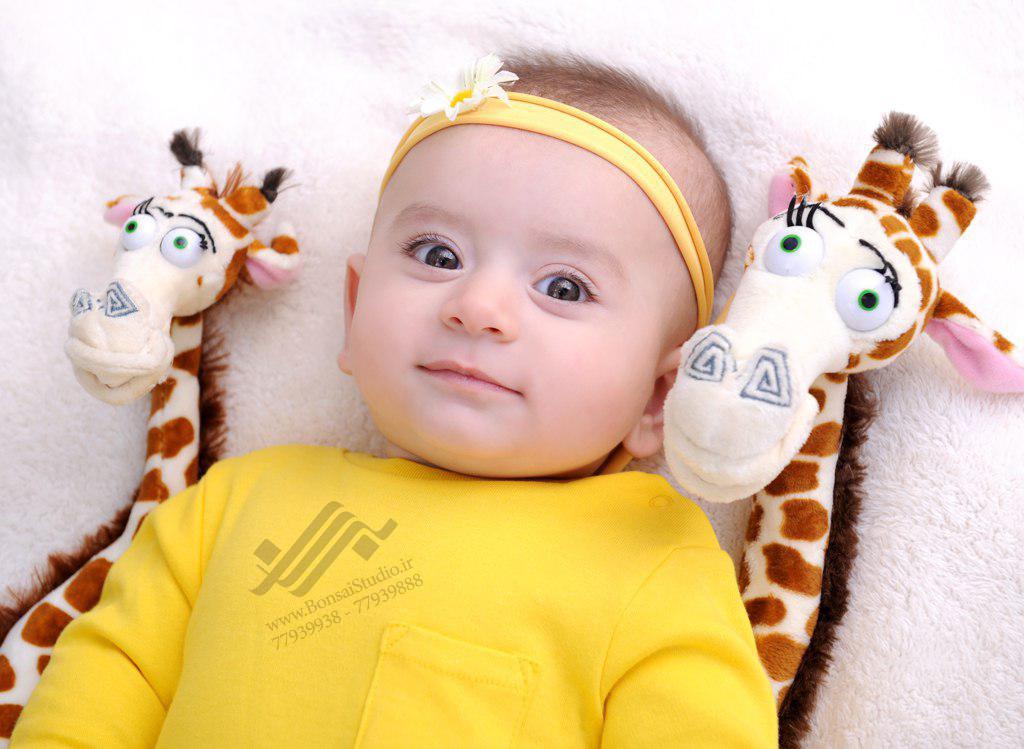 آموزش عکاسی نوزاد ۳