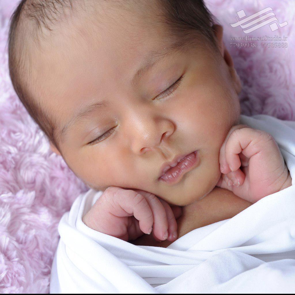 نکات مهم عکاسی نوزاد در آتلیه نوزاد