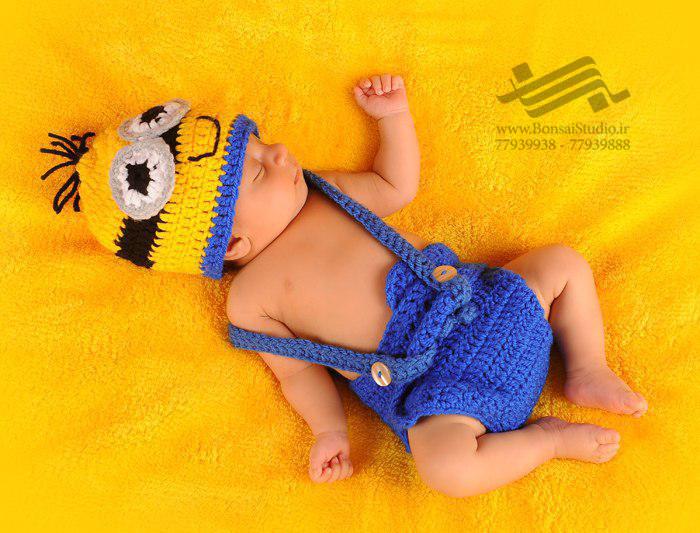 Under 3 Month Baby Photo