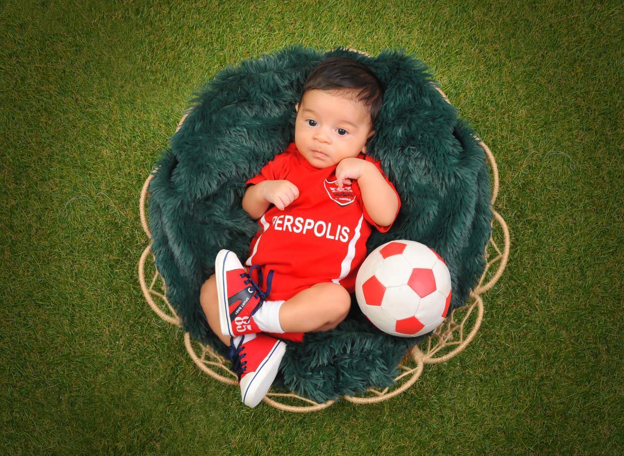 فنون عکاسی از نوزاد