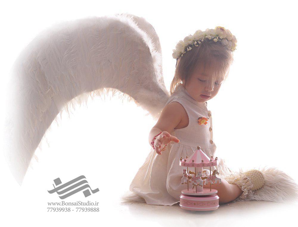 قانون یک سوم در عکاسی آتلیه کودک