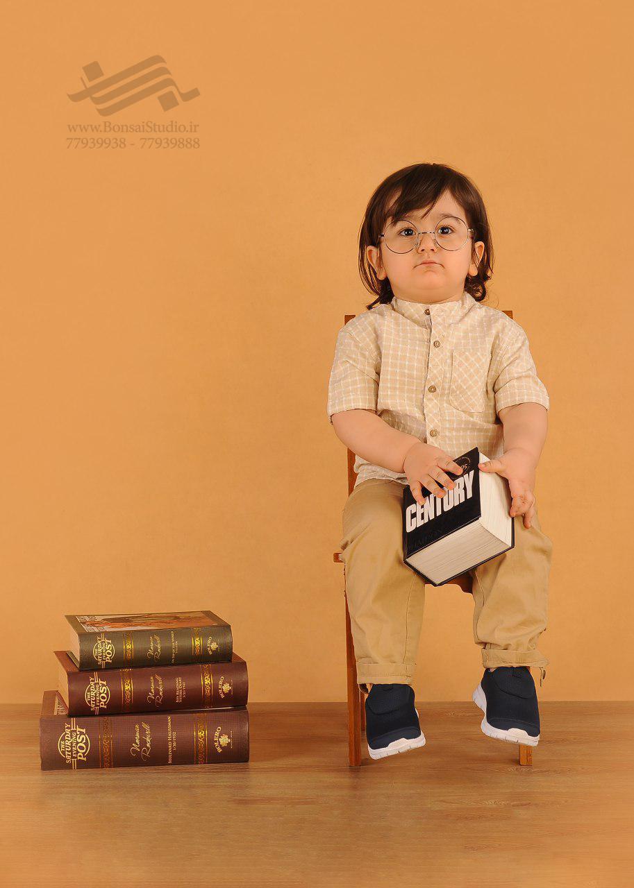 آموزش عکاسی کودک حرفه ای
