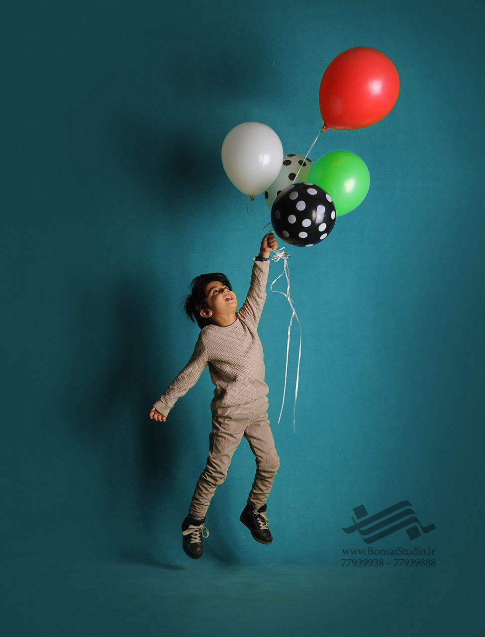 نکاتی راجع به عکاسی کودک در آتلیه کودک