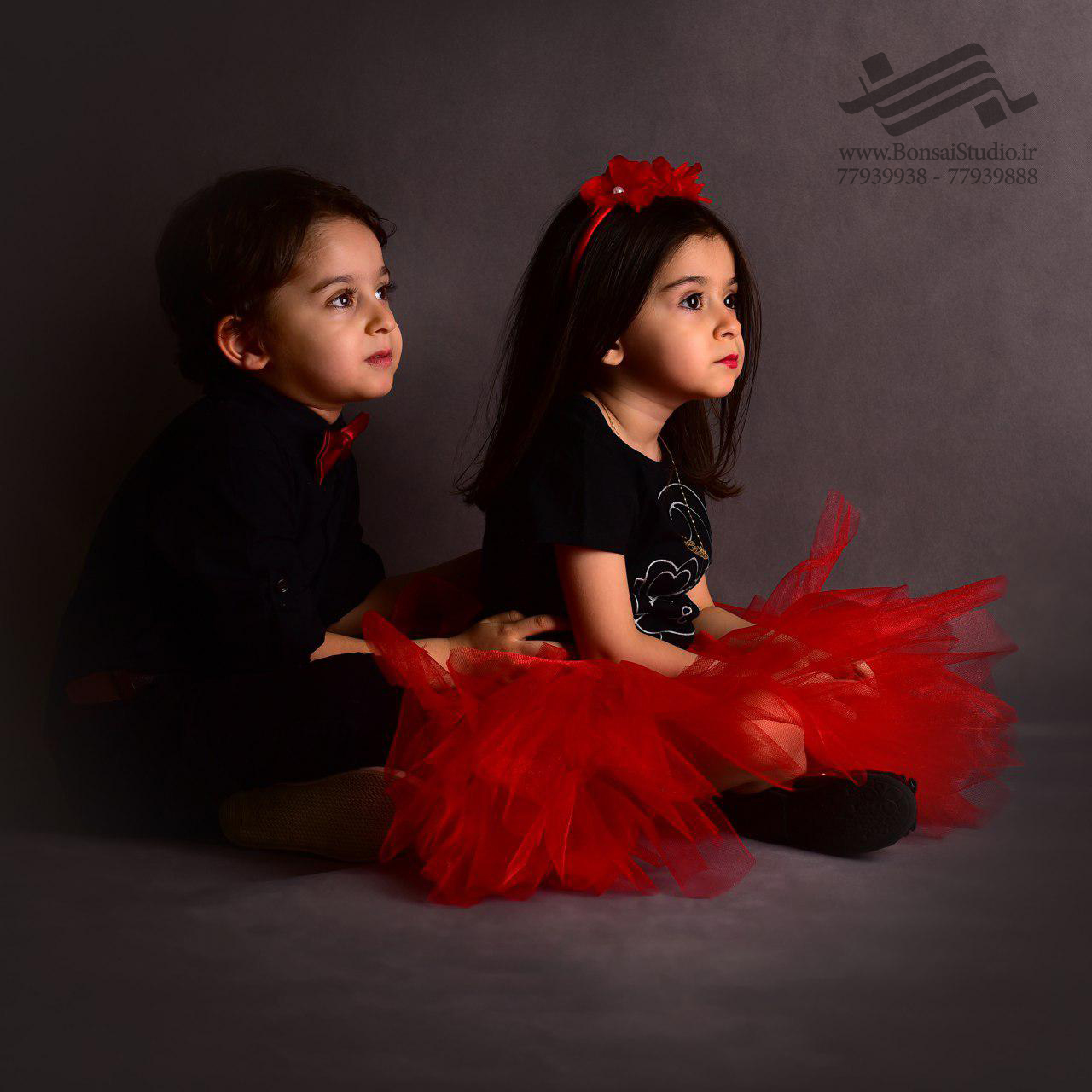 عکاسی کودک در آتلیه کودک