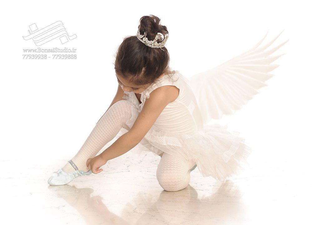 آتلیه کودک (رعایت اصول عکاسی کودک)
