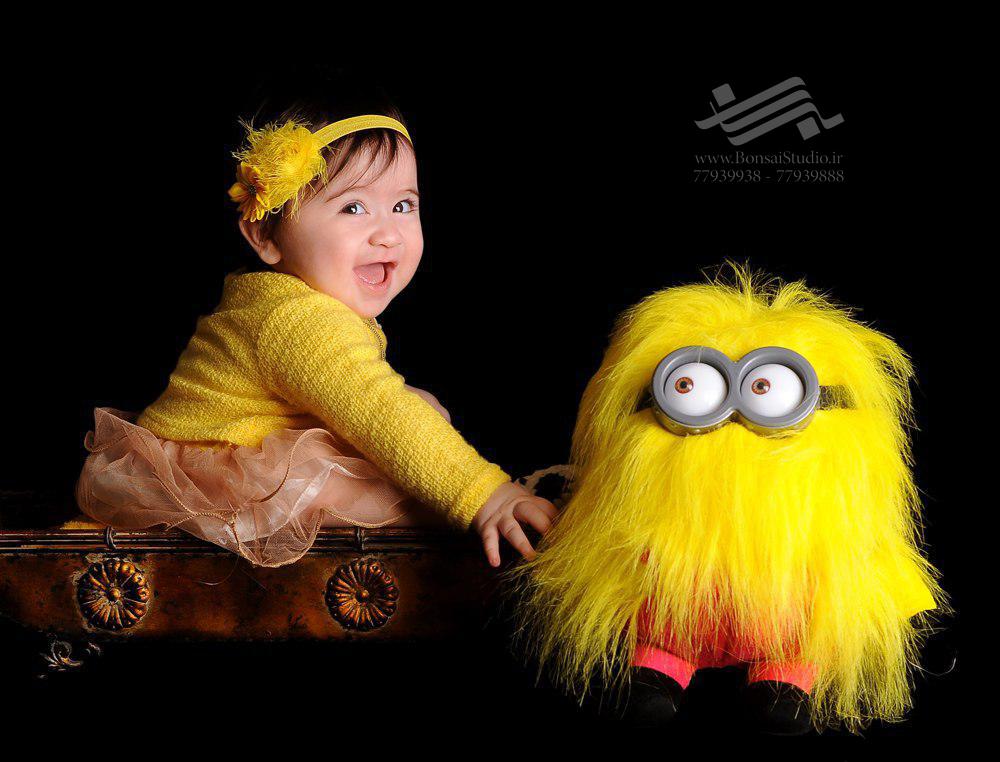 عکاسی کودک با هر دوربینی
