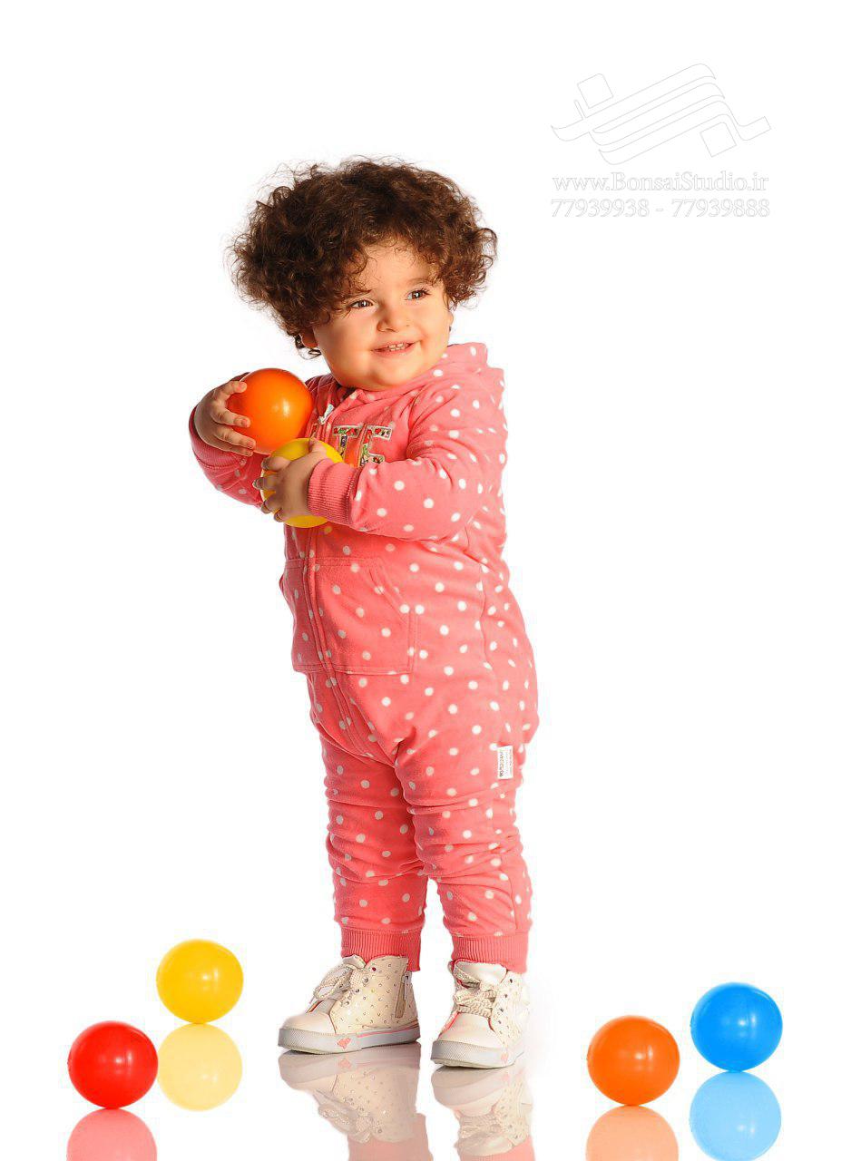 عکس کودک ۳ ماه تا یک سال