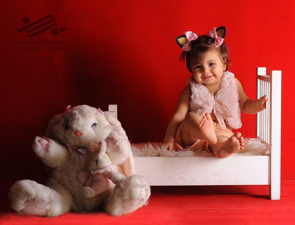 آتلیه نوزاد ( شروع عکاسی نوزاد )