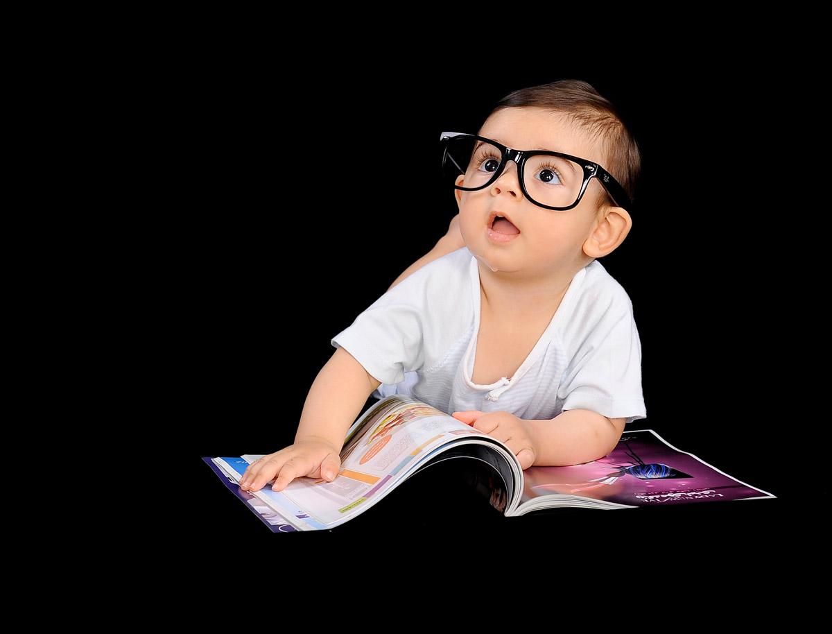 عکس کودک ۳ ماه تا یک سال - ۱۰