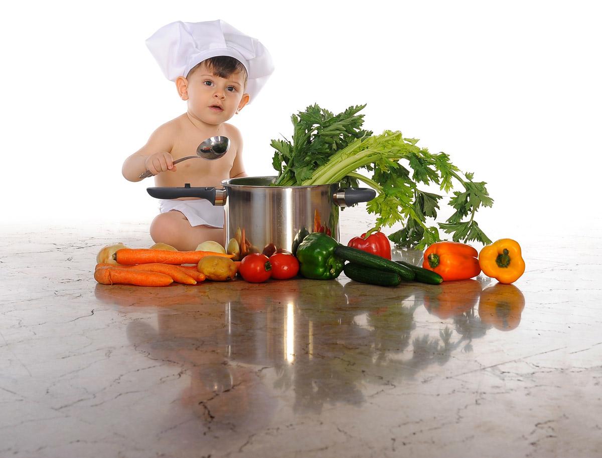 غذای ناسالم برای کودک شما