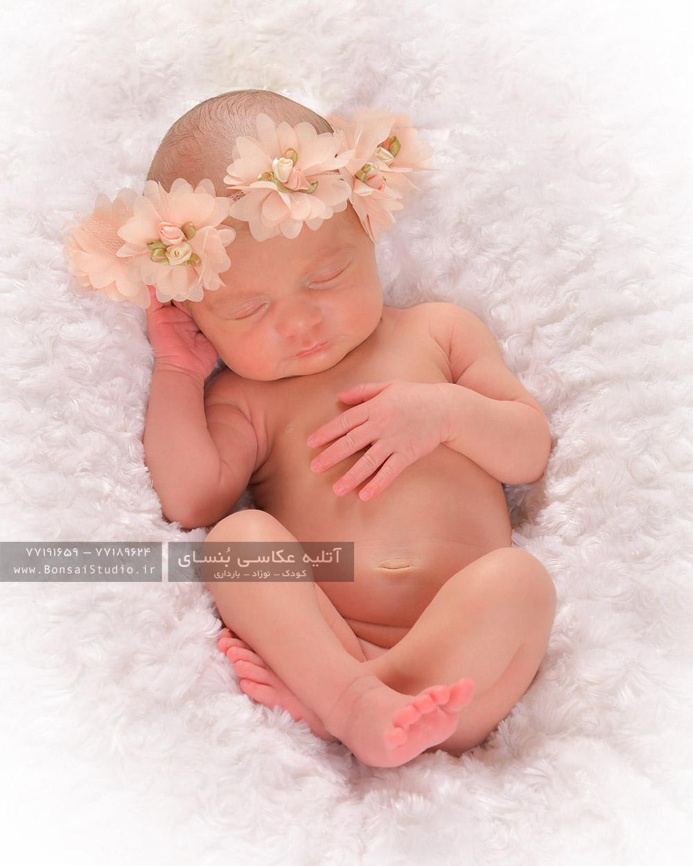 آتلیه کودک و بهترین روش برای عکاسی کودک