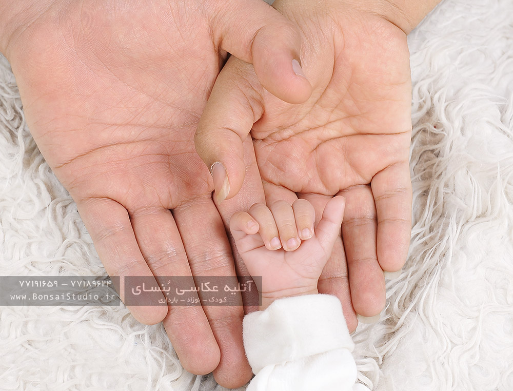 عکاسی نوزاد شرق تهران آتلیه نوزاد نارمک