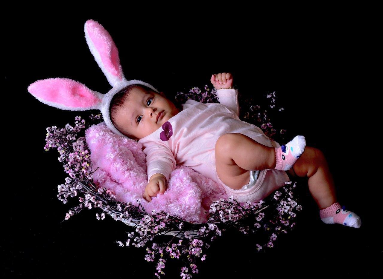 عکاسی نوزاد در آتلیه تخصصی نوزاد بنسای