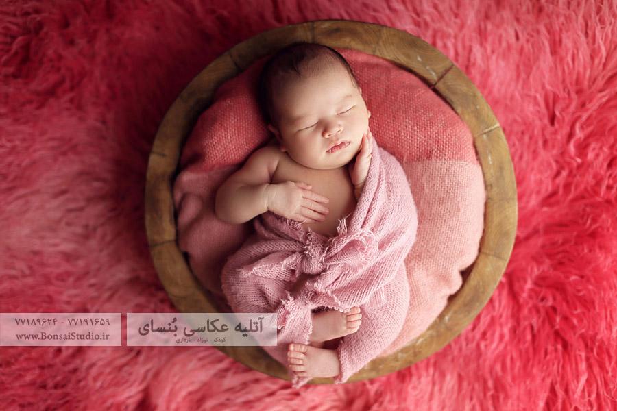 آتلیه تخصصی کودک و مدل عکس نوزاد در آتلیه نوزاد و آتلیه کودک