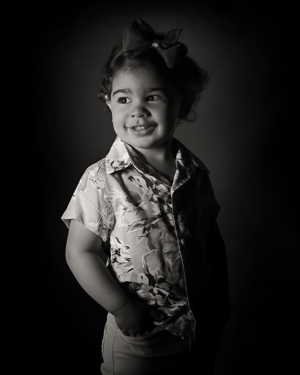 مدیریت کودک در زمان عکاسی کودک در آتلیه تخصصی کودک