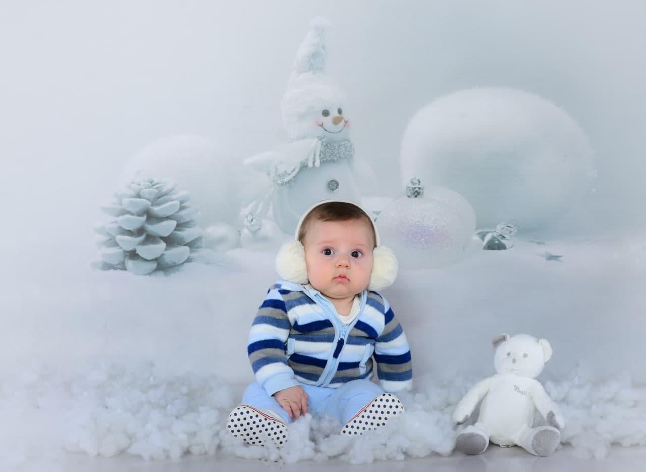 ژست عکاسی کودک