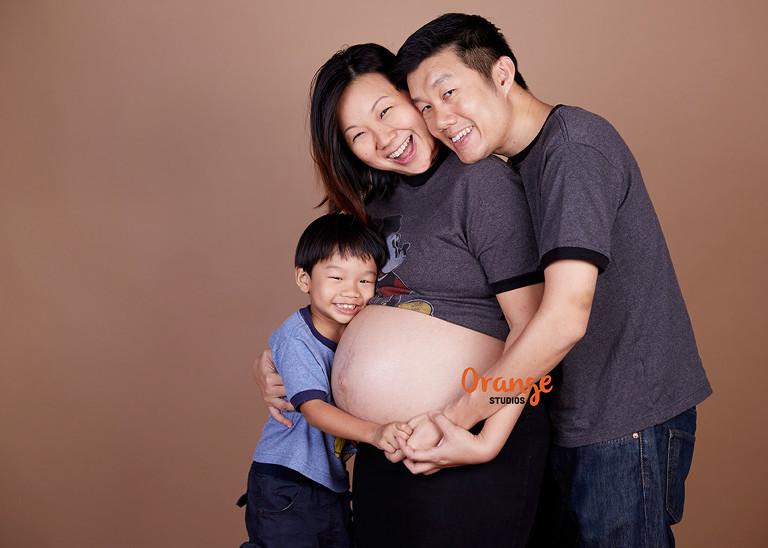 مدل عکس بارداری آتلیه بارداری شرق تهران