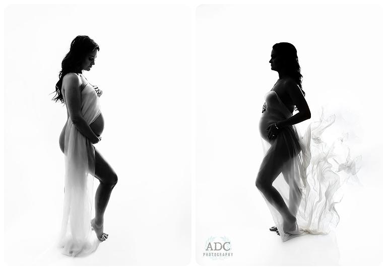 ژست بارداری