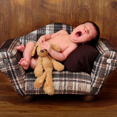 آتلیه نوزاد (۰ تا ۳ ماه)