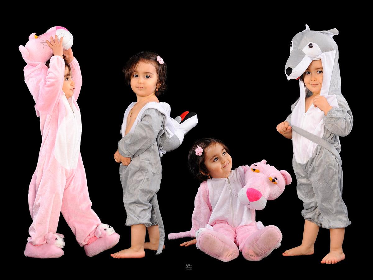 عکس کودک ترکیبی - ۵