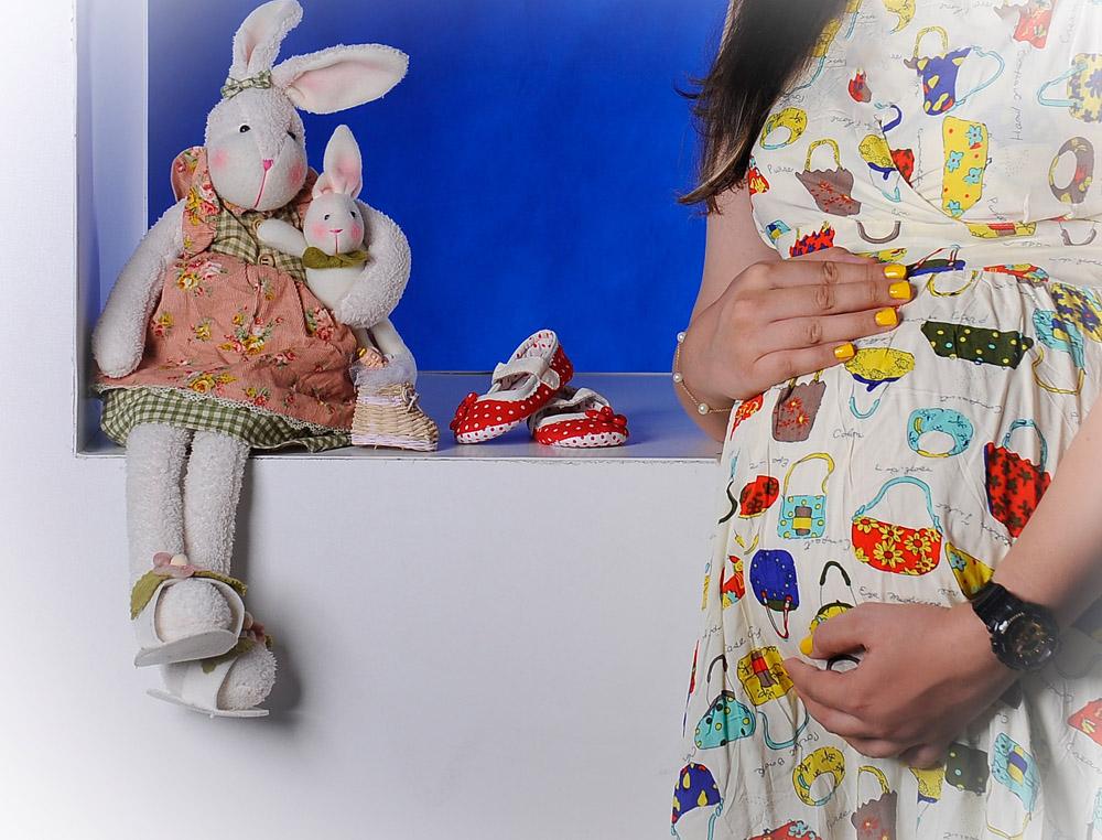 نکاتی راجع به عکاسی بارداری در آتلیه بارداری