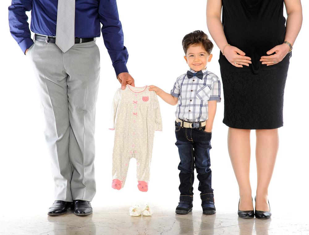 نکاتی راجع به عکاسی بارداری ( آتلیه بارداری )