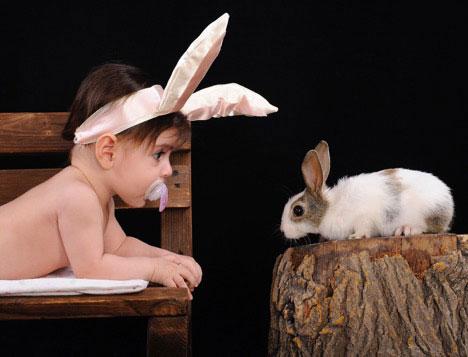 چگونه سیاه و سفید عکاسی کودک انجام دهیم ؟
