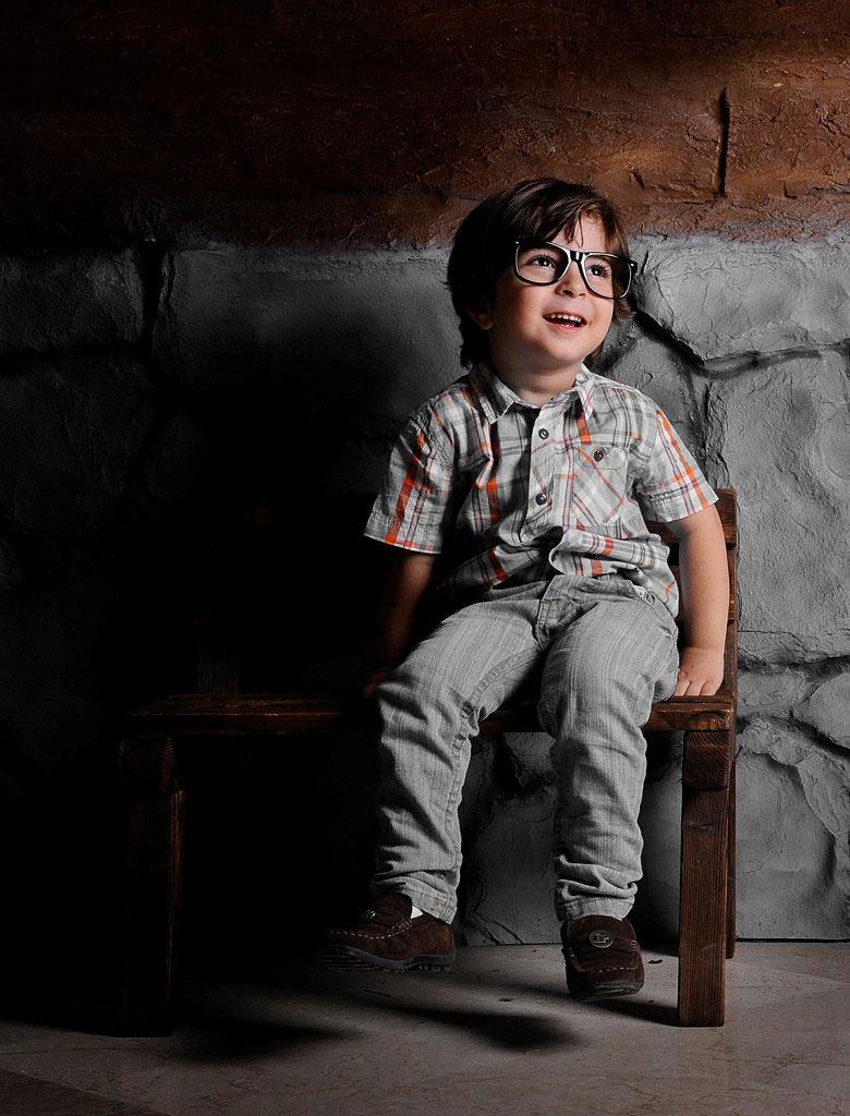 وسیله های مورد نیاز برای عکاسی در آتلیه کودک