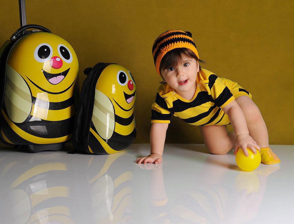 برای عکاسی نوزاد و کودک چگونه عمل کنیم؟