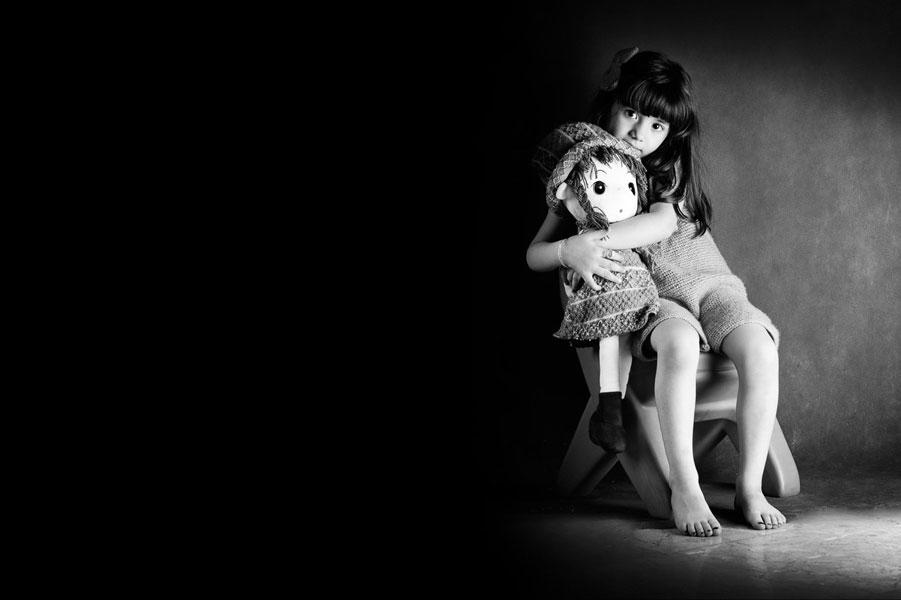 تاثیر نور در عکاسی کودک