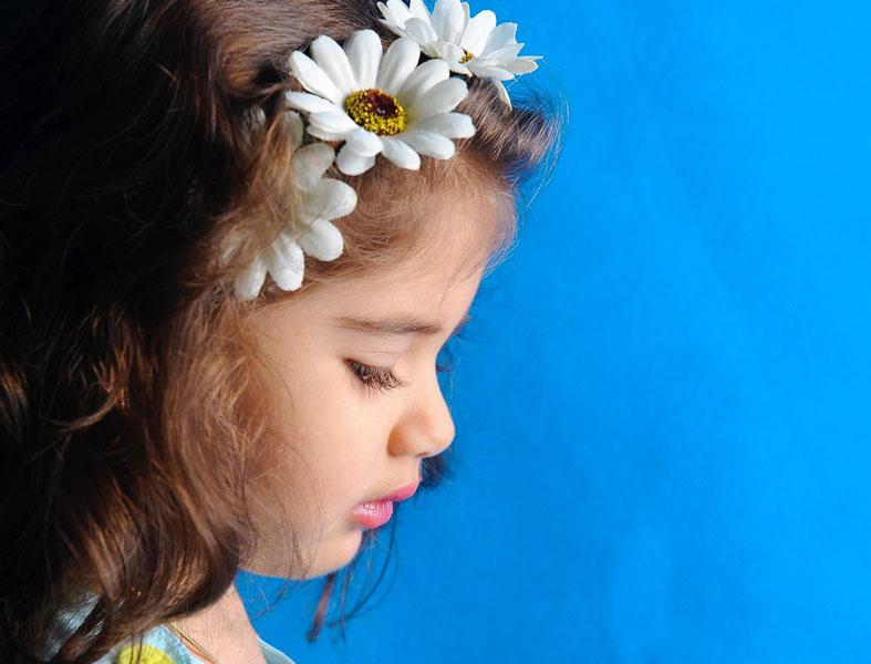 تنظیمات دستی یا تنظیمات اتوماتیک برای عکاسی کودک