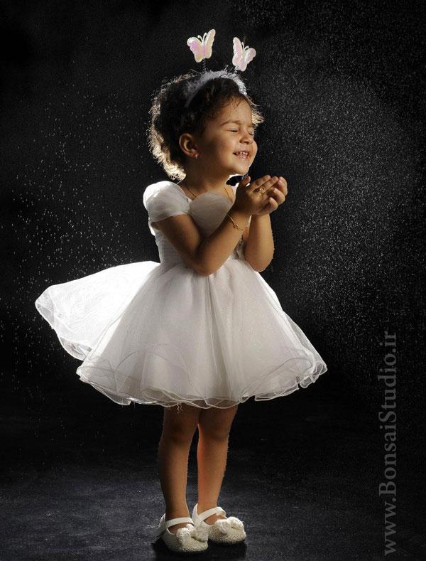 تاثیر فلش جانبی بر روی عکاسی کودک
