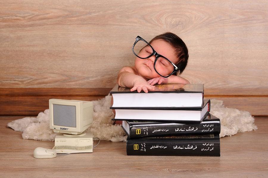 آتلیه عکاسی کودک ( تحربه های یک آتلیه تخصصی کودک حرفه ای)