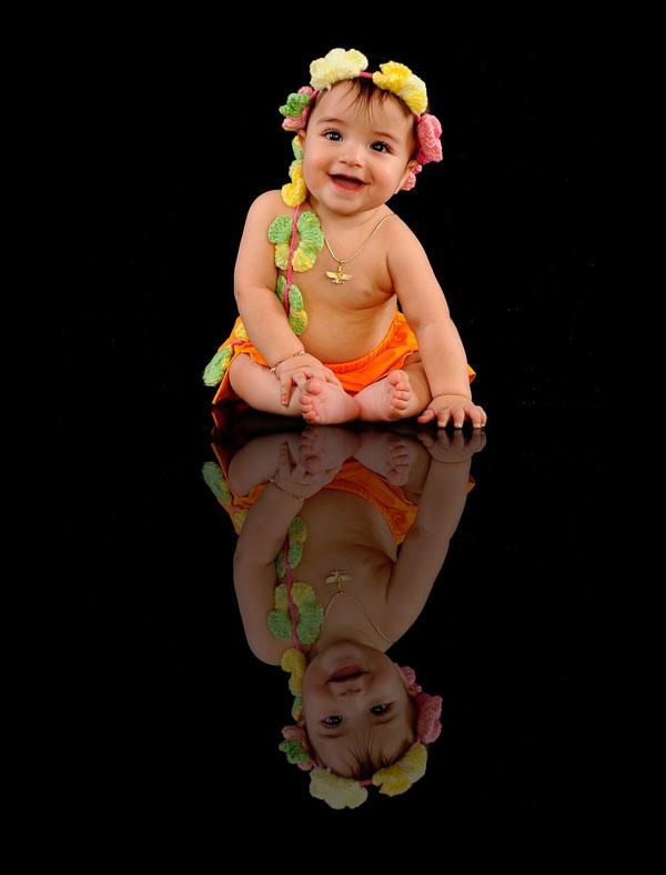 عکاسی کودک حرفه ای در منزل