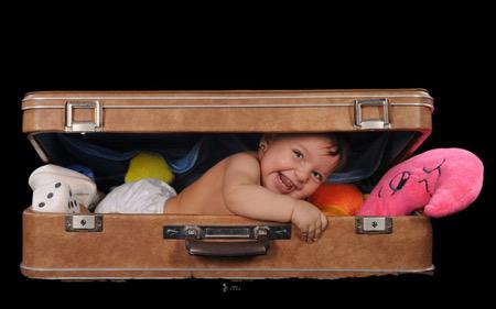 کودک خجالتی در آتلیه کودک