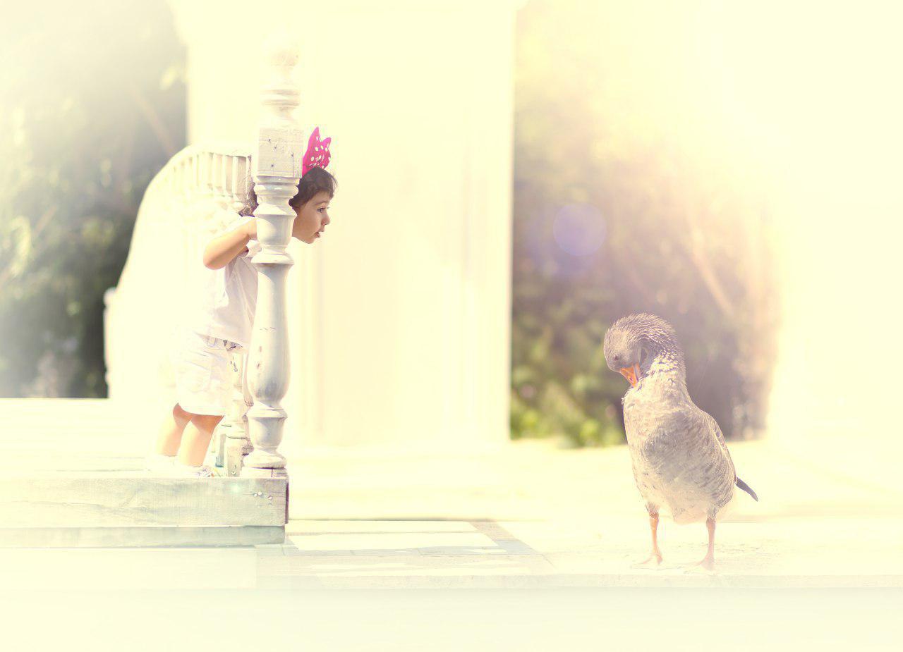 عکاسی کودک در فضای باز چه مزیت هایی دارد ؟