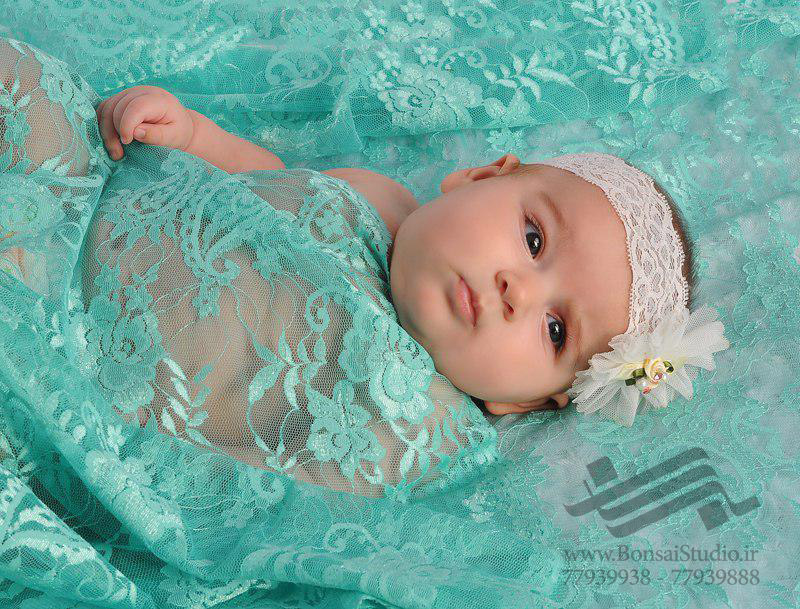 آموزش عکاسی نوزاد قسمت ۲