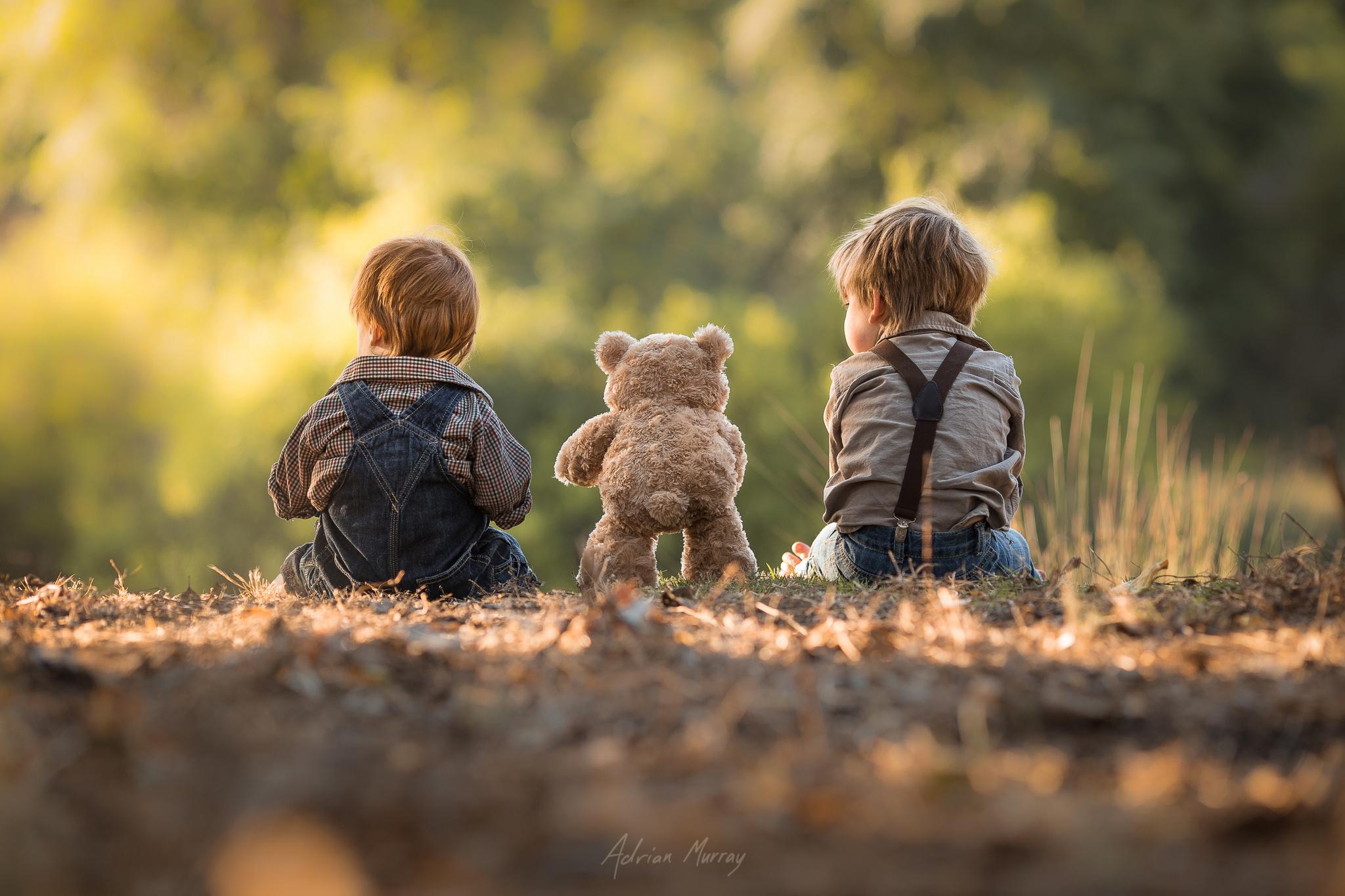 نکات ساده برای عکاسی کودک و نوزاد در فضای باز