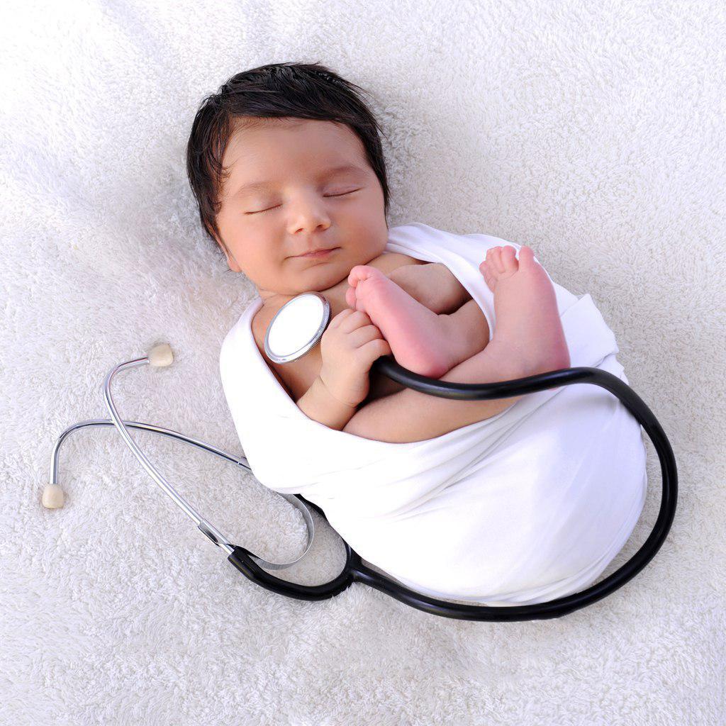 بهترین ایده ها برای عکاسی نوزاد