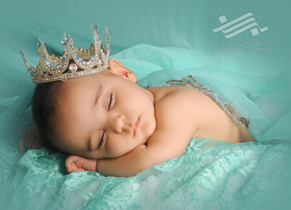 مدل عکس نوزاد