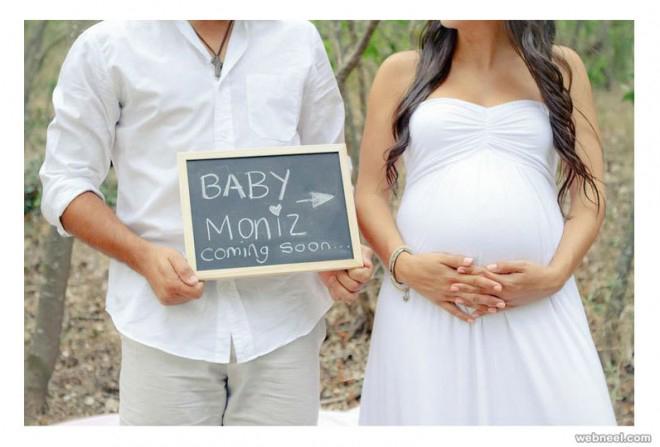 آتلیه بارداری  (برای داشتن یه عکاسی بارداری خوب چیکار کنیم )