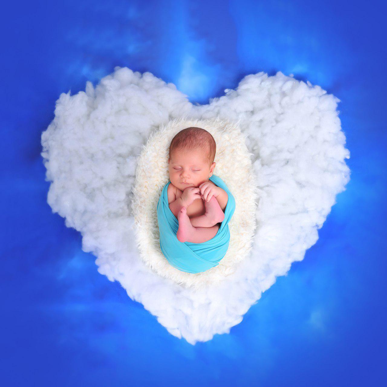 عکاسی نوزاد ( آتلیه نوزاد )